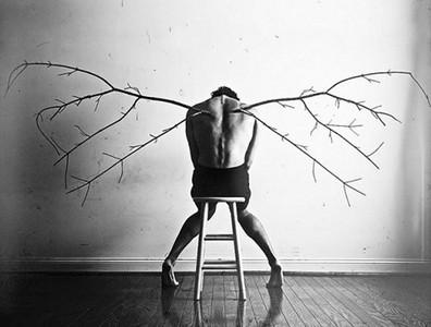 憂鬱症攝影師的心境自拍照 總想著「死亡才是最圓滿句點」