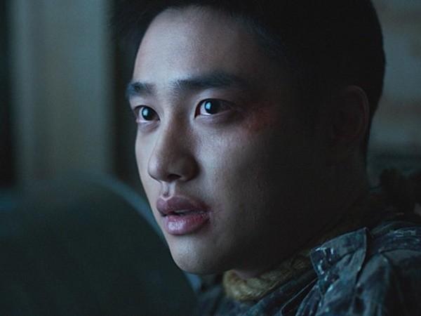 ▲D.O.都敬秀演出《與神同行》。(圖/翻攝自Naver Movie)