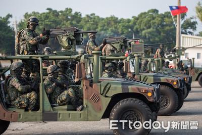 捐2直升機、30悍馬國防整修裝備 助友邦巴拉圭反恐、人道援助