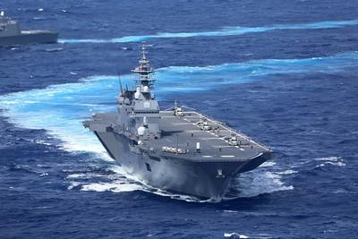 日本計畫引進20架F-35B上艦
