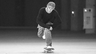 深夜練滑板「逮進警局不奇怪」 26歲陳俊安為台搶下冠軍盃