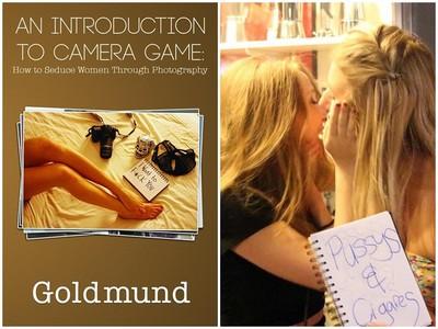 奇書《攝影師如何撩妹上床》開賣 作者:女人都想跟藝術家做愛
