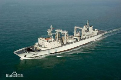 解放軍第2艘901型綜合補給艦已服役?