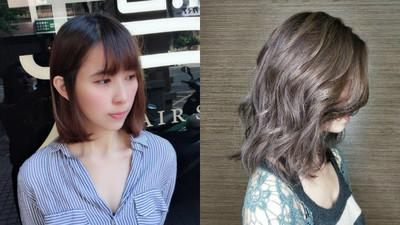 身高決定妳的髮型!身長x髮長「黃金比例」,2018從頭改變自己