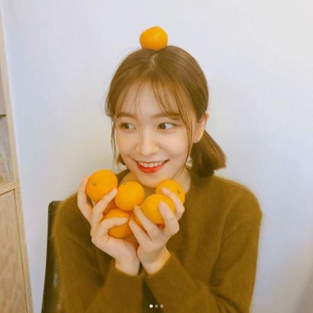 ▲Yeri 1999年3月5日出生。(圖/翻攝自Red Velvet IG)