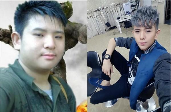 ▲▼馬來西亞鮮肉Steven Yong慘遭霸凌,讓他下定決心整形。(圖/翻攝自Steven Yong臉書)