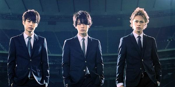 ▲KAT-TUN將以三人重新出發。(圖/翻攝自日網)
