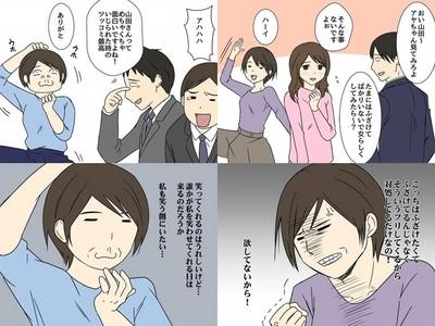 被男同事吐槽的7種心聲!女生臉皮笑笑,白眼早已翻到後腦勺