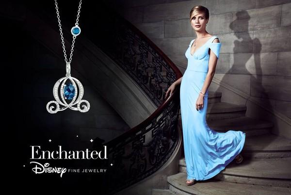 ▲迪士尼公主聯名童話夢幻婚戒(圖/翻攝自Enchanted Disney Fine Jewelry FB)