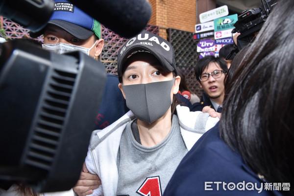 ▲▼女星陳喬恩4日被抓酒駕。(圖/記者李毓康攝)