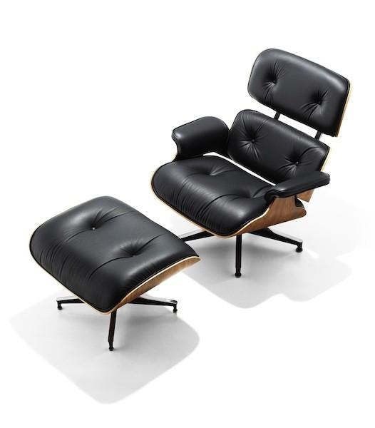 Life.經典/設計椅界超模eames Lounge Chair 完美傾斜的15度方程式 Et Fashion