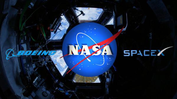 ▲▼NASA與波音、SpaceX合作的商業太空船將在2018進行載人飛行測試。(圖/翻攝自NASA)