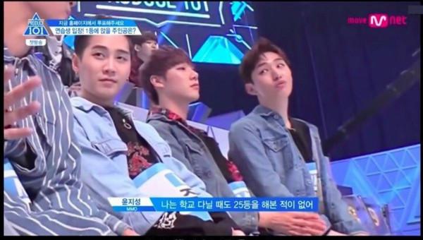 ▲《偶像練習生》抄襲《Produce 101》第二季。(圖/翻攝自tvN)