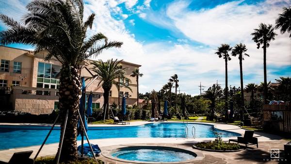 ▲▼金俊秀飯店遭控拖欠工程款,敗訴判賠1.1億元台幣。(圖/翻攝自Hotel Toscana臉書、金俊秀IG)
