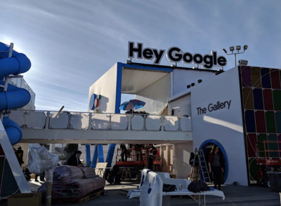 Google首度參展CES是為了「它」