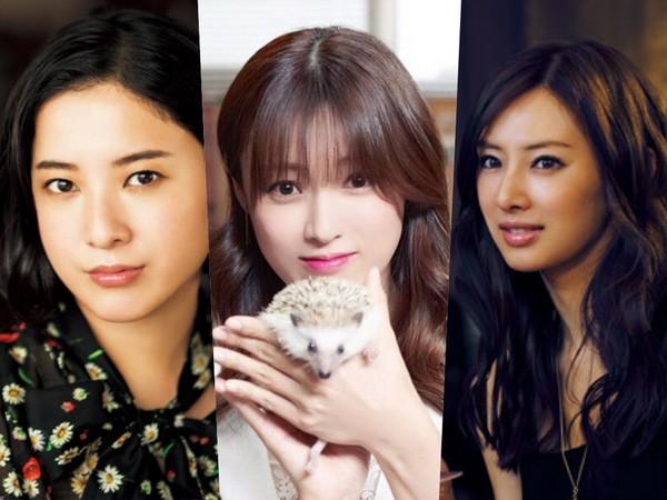 ▲日本5女星被稱酒豪。(圖/翻攝自日網《東京calendar》、深田恭子IG)