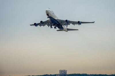 美國載客波音747 最後一架已退役