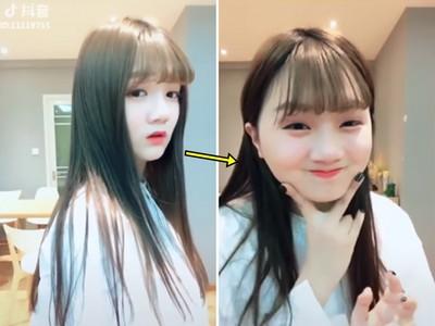髮型詐騙!直播女神頭髮一撩→半秒變「餅臉」