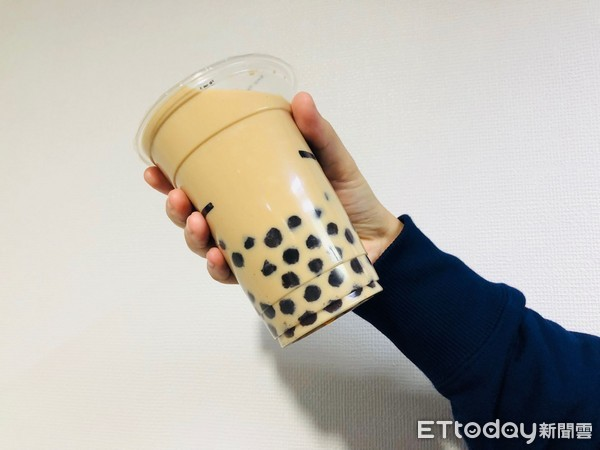 ▲珍珠奶茶,手搖飲。(圖/記者曹悅華攝)