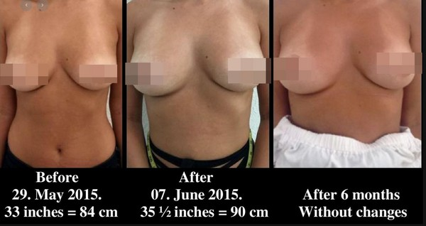 ▲▼震動胸罩,穿7天就可以升1cup。(圖/翻攝自Enhancebra.com)