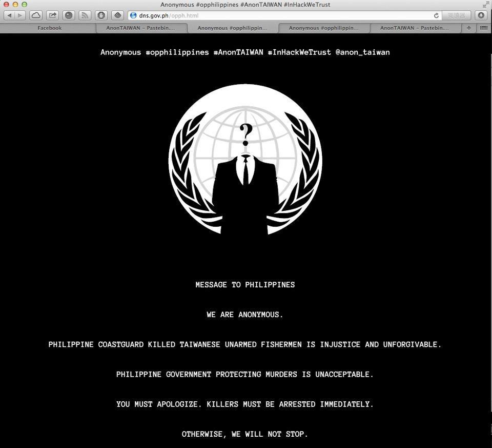 鍵盤開戰斬首菲國鍵盤黃興關站:人民已讓政府振作| ETtoday星光雲