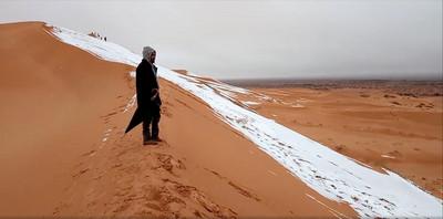 遊撒哈拉遇大雪 行程被取消旅行社判賠