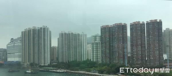 ▲▼香港,香港房市,香港高樓,香港房。(圖/記者董美琪攝)