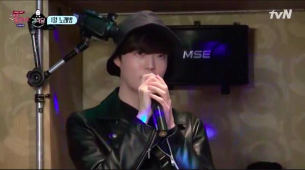 ▲▼安宰賢:老婆叫我不要唱歌 「超反轉結局」他當場跪下(圖/翻攝自tvN)
