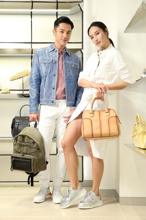 ▲TODS 2018春夏系列。(圖/TODS提供)