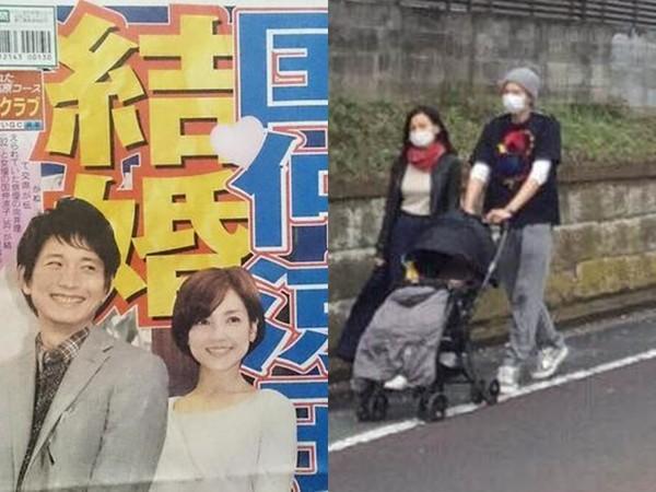 ▲▼日本寵妻5男神。(圖/翻攝自報紙、日網《POST SEVEN》)