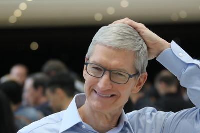 美中貿易談判 蘋果庫克:持樂觀態度