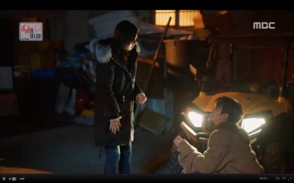 ▲▼ 雷/《機器人》蔡秀彬:真的再見!俞承豪發現真相崩潰(圖/翻攝自MBC)