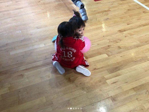 ▲▼昆凌舉行運動會,提前幫周杰倫慶生。(圖/翻攝自昆凌Instagram)