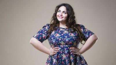 「姊不是胖,是豐滿」學會各種肉肉英文 勇敢炫耀自己身材