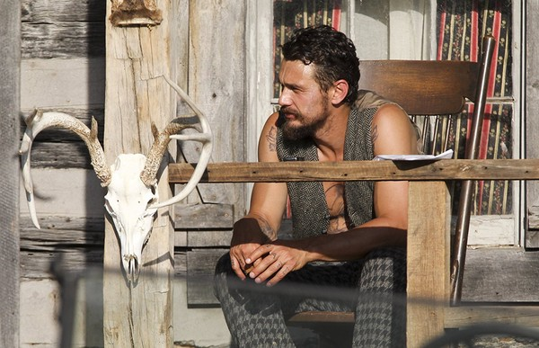 詹姆斯法蘭柯(James Franco)。(圖/《The Long Home》劇照)