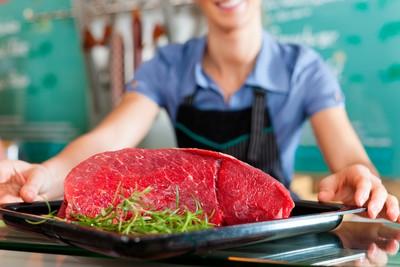 為地球做一件好事 請減少吃肉