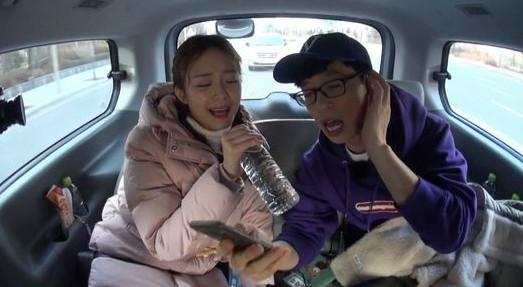 全昭旻原本要以歌手身分出道。(圖/翻攝自SBS)