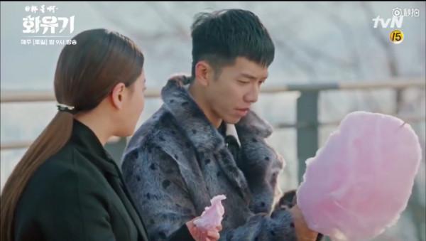 ▲《花遊記》緊箍咒失效,孫悟空(李昇基)告白唐三藏(吳漣序)。(圖/翻攝自tvN)