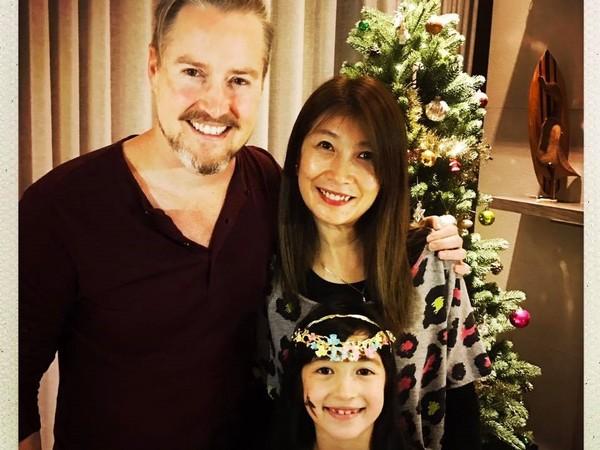 ▲▼黃嘉千和夏克立結婚11年,只育有一女夏天Poppy。(圖/取自夏克立臉書)