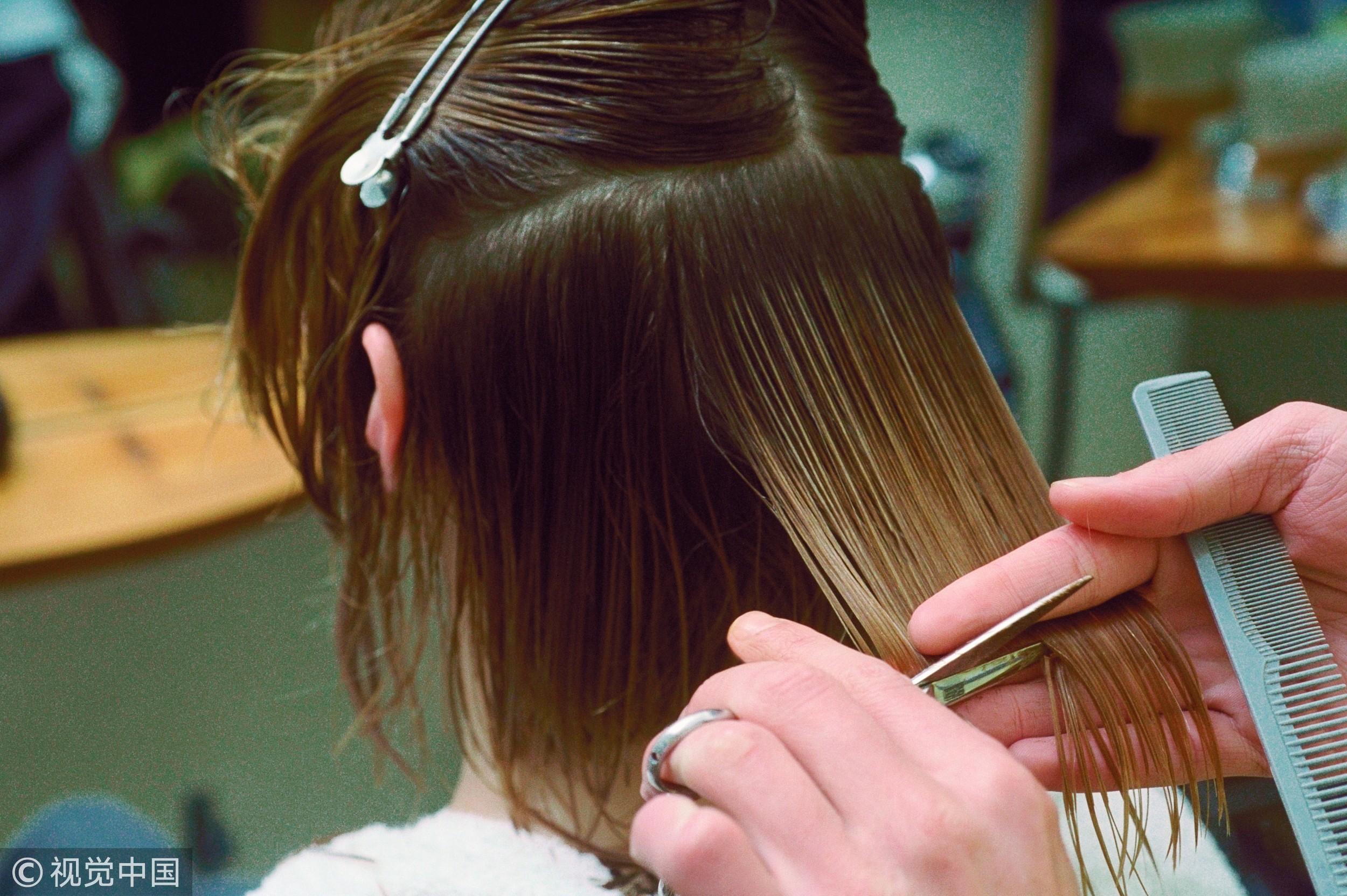 ▲▼剪髮,理髮,剪頭髮,髮廊,設計師,造型,髮型(圖/CFP)