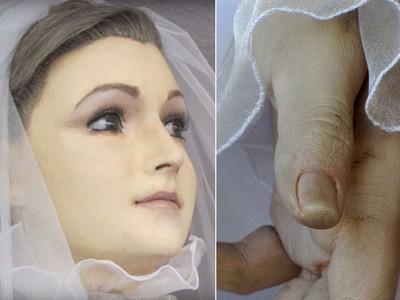 恐怖婚紗店傳說!女兒乾屍當模特兒 店員:我看見她的血管