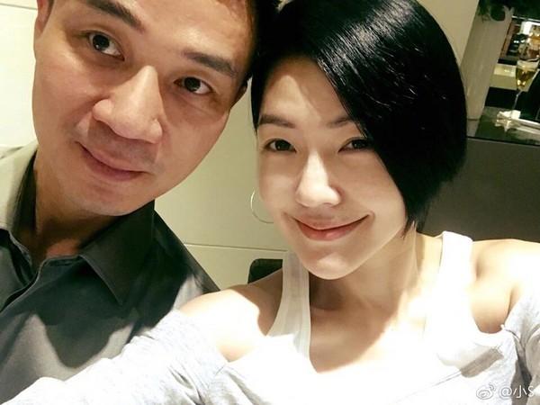 ▲▼小S和許雅鈞結婚13年,感情依舊好到不行。(圖/取自小S徐熙娣微博)