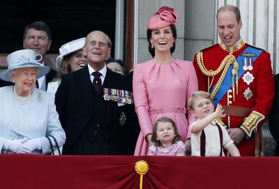 英男煽動攻擊喬治王子 英王室回應