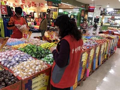 年節食品專案稽查啟動 竹市府籲業者落實自主管理