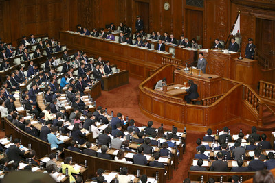 日本內閣會議:7月21日參議院選舉