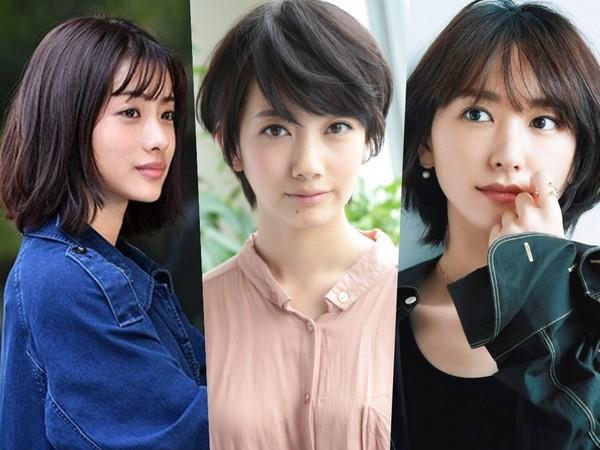 ▲▼波瑠剪耳上短髮爆紅!5女星短髮旺人氣。(圖/翻攝自推特)