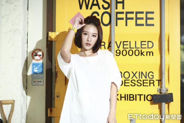 ▲▼方宥心,入圍金鐘戲劇節目女主角專訪。(圖/記者黃克翔攝)