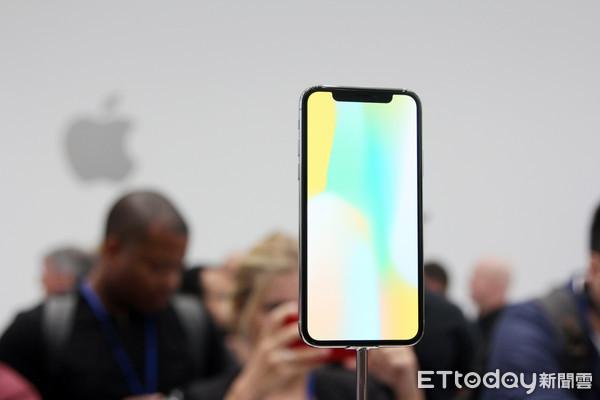 ▲▼iPhone X 動手玩:現場見證蘋果十年磨一劍的手機十大進化 。(圖/記者洪聖壹攝)