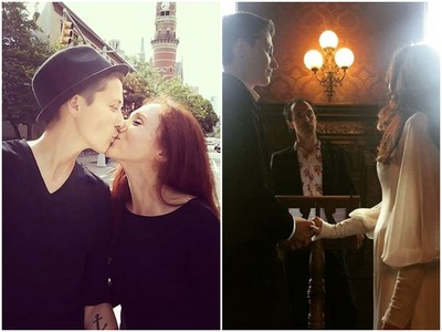 想與妳結婚22次!同志戀人願跑遍世界辦婚禮,卻在第5場被迫放棄