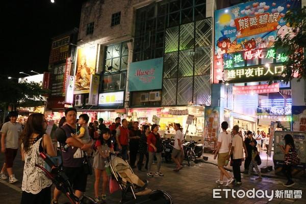 台中人愛逛一中街、逢甲夜市? 在地人揭:是生活圈一部分 | ETtoda